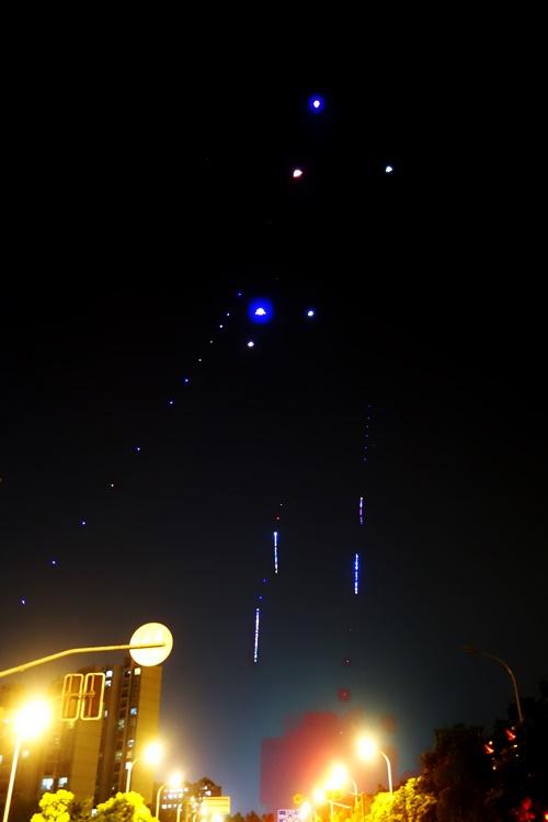 Shanghai, Night Kites, Kite Flying, LED Kites