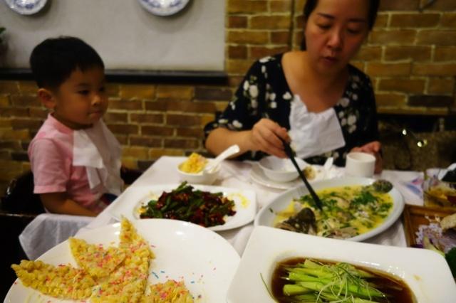 Shanghai, Chinese Food, Chinese Friend