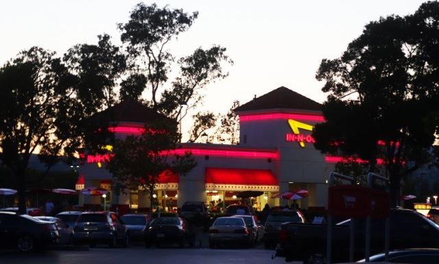 Pleasanton, California, In-N-Out, California Culture