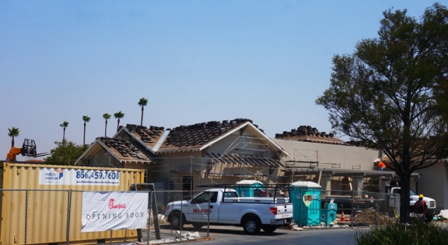 Opening Soon, Chick-fil-A, Pleasanton, California