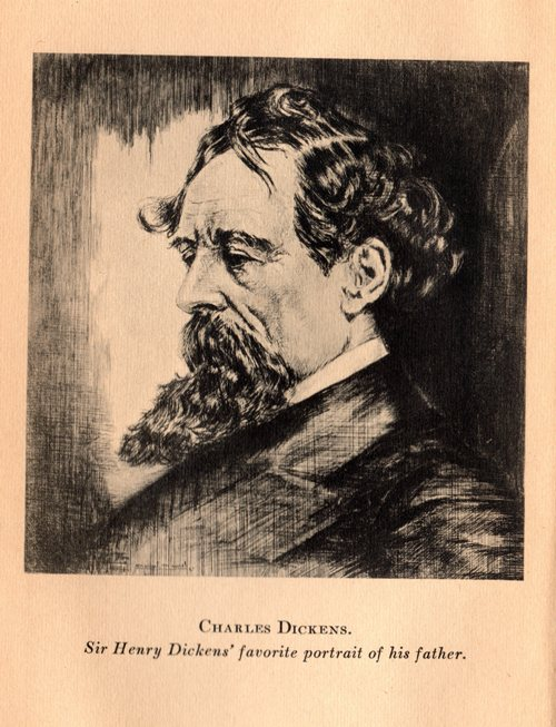 Sir Henry Dickens, Charles Dickens, The Life of Our Lord