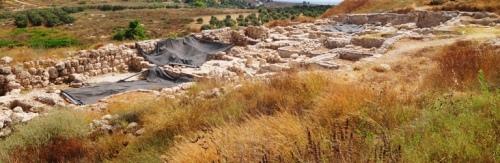 Palace at Gezer, Tel Gezer, Solomonic Palace, Archaeology