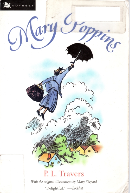 P. L. Travers, Mary Shepard, Mary Poppins