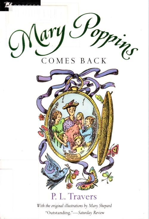 Mary Poppins Comes Back, P. L. Travers, Mary Shepard