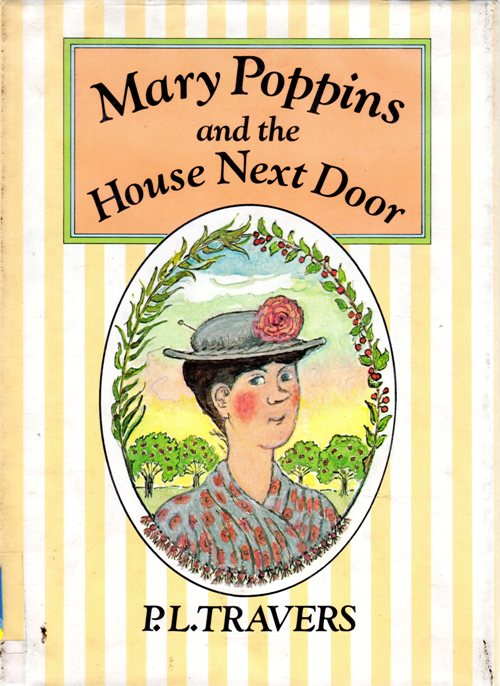 Mary Poppins and the House Next Door, P. L. Travers, Mary Shepard