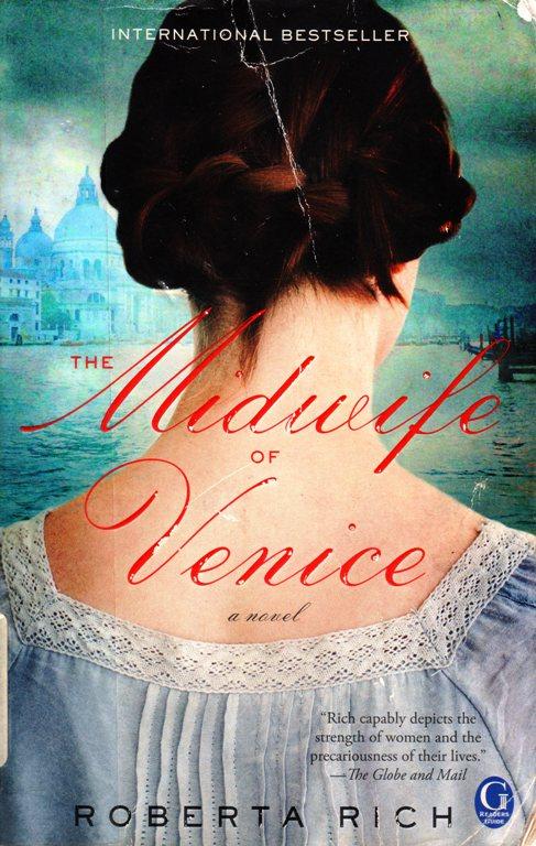 The Midwife of Venice, Robert Rich, Hannah Levi, Jewish, Venice