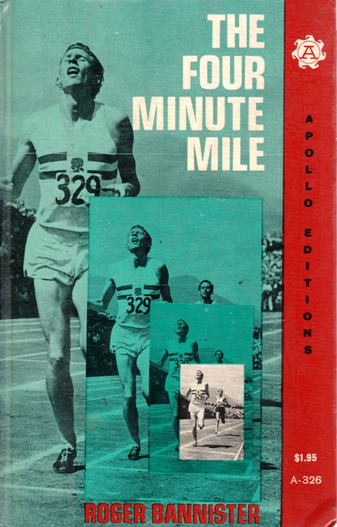 The Four Minute Mile, Roger Bannister, Running, Olympics, World Records
