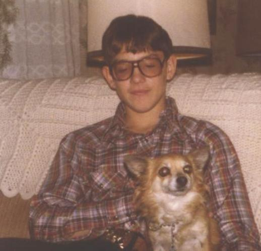 Pat and I, National Dog Day, My Pet
