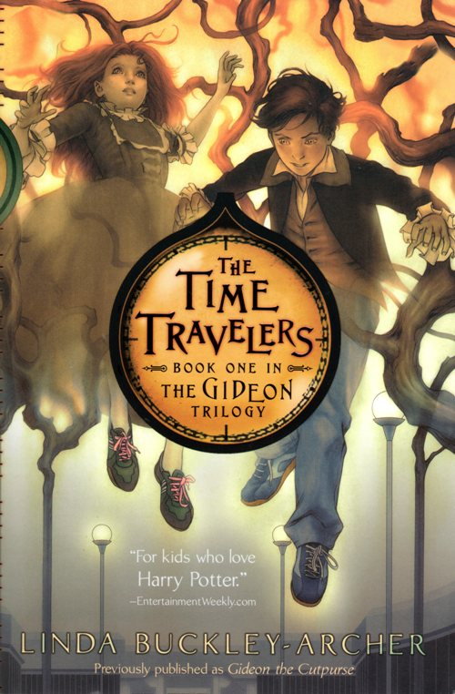 Gideon Trilogy, The Time Travelers, LInda Buckley-Archer