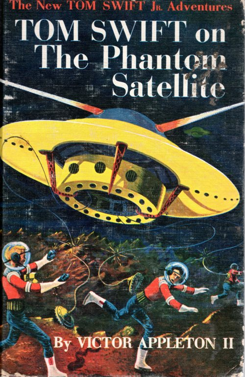 Tom Swift Jr. Series, Stratenmeyer Sydicate, Victor Appleton II, Book Series, Adventure