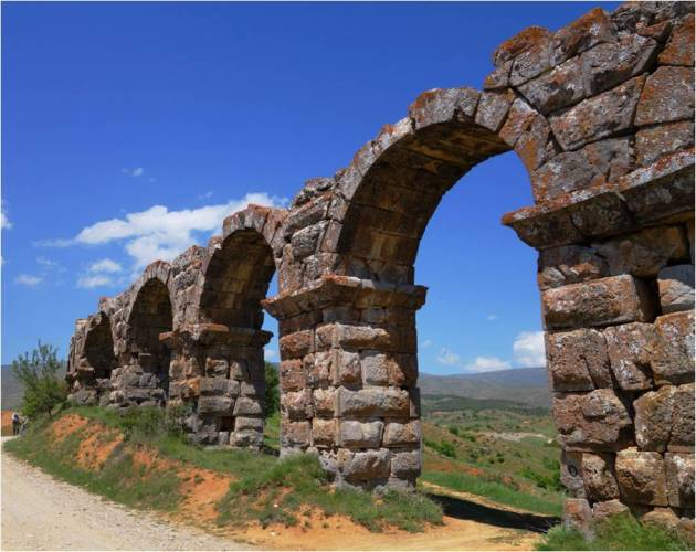 Antioch of Pisidia,Archaeology, Turkey, Paul, Missionary Journey, aqueduct