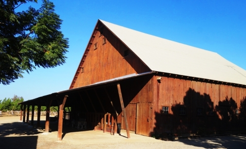 California Barn, Country Barn, Red Barn, Barnyard