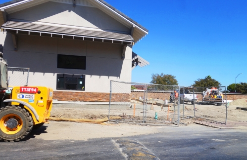 Pleasanton Chick-fil-A, Construction, Opening Date, November 17