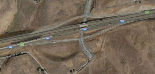 Interstate 580, California, Selfish Commuters, Traffic Slow Downs