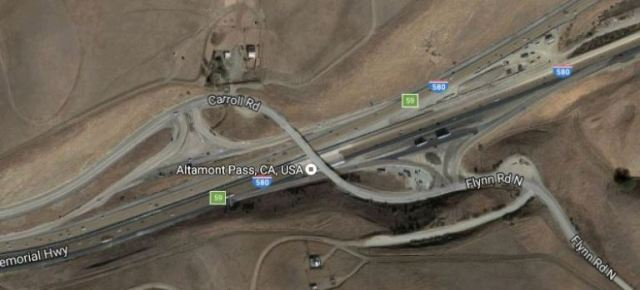 Top of the Altamont, Selfish Commuters, Commute Woes, Traffic, California
