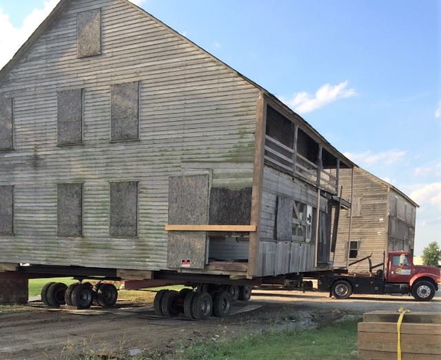 Daniel Schrock, 1882, Old Amish House, Restoration project, Tom Vance, Illinois Amish, Amish Heritage