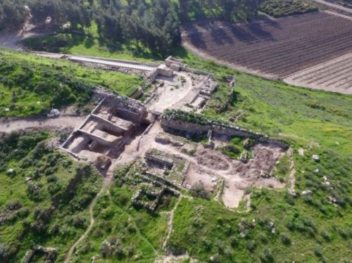 (Credit: Israel Antiquities Authority), Lachish Gates, Tel Lachish, Archaeology
