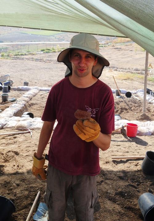 Igor, Tel Lachish, Sherd Nerd, Archaeology