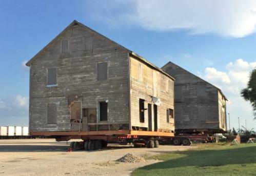 Moses Yoder, Old Amish House, Arthur, Illinois, Amish, House Move, Tom Vance