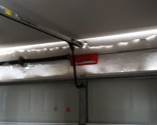 how to fix garage door emergency release