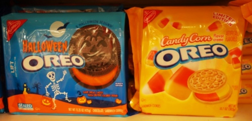 Oreo Flavors, Fall Flavors, Candy Corn, Halloween Flavors