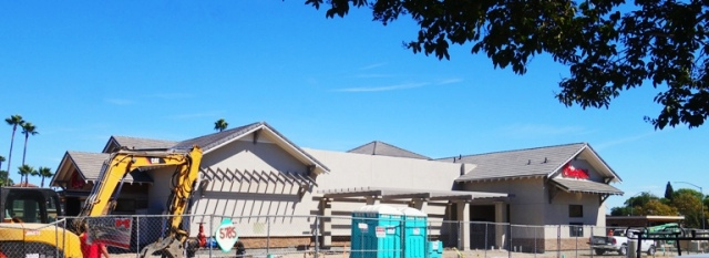 Pleasanton Chick-fil-A, Construction update, Signs, Opening Soon