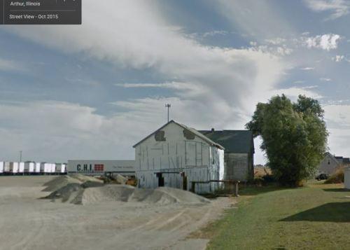Moses Yoder, Arthur, Illinois, Amish, Oldest Amish Homes