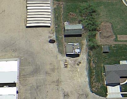 Amish Homes, Yoder, Miller, Arthur Illinois, Storage