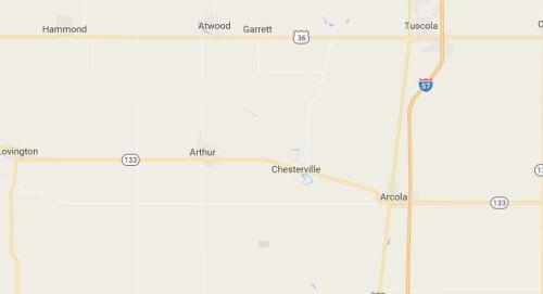 Arthur, Illinois, Google Maps
