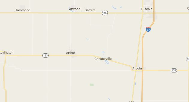 Arthur, Illinois, Google Maps