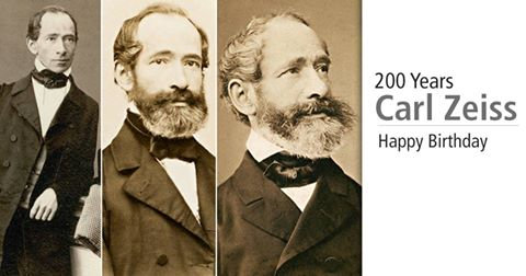 200th Birthday of Carl Zeiss | Braman's Wanderings