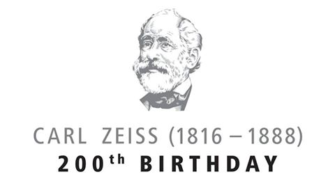Carl Zeiss, September 11 2016, 200th Birthday, Company Founder