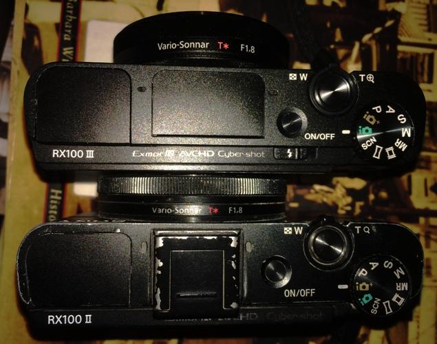 Zeiss Lens, Sony, RX100 M3 vs RX100 M2, New Camera