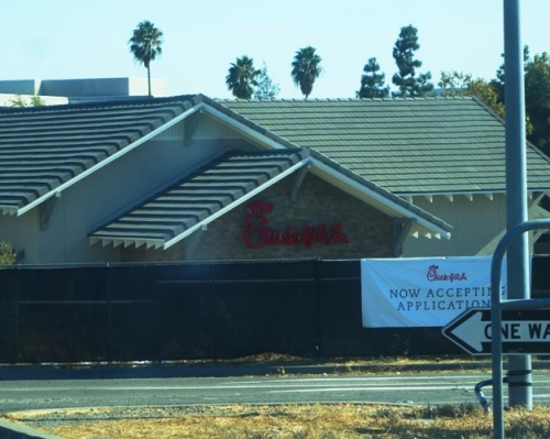 Now Accepting Applications, Now Hiring, Chick-fil-A, Pleasanton California, Opening Soon