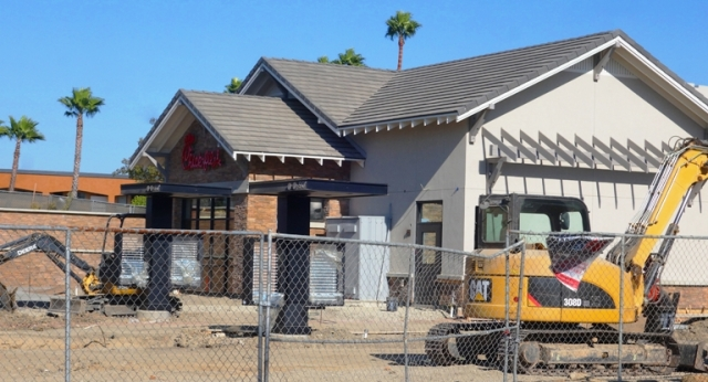 Drive Thru, Chick-fil-A, Pleasanton, Under Construction, Opening Soon