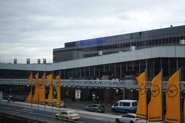 FRA, United, Frankfurt Air Port