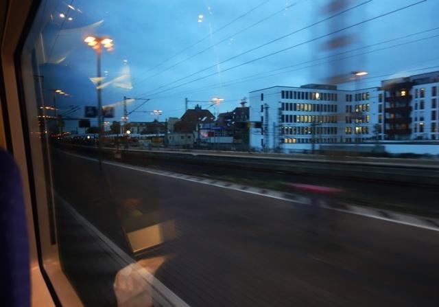 Train, Germany, ICE, High Speed Train