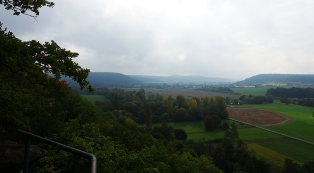 Half Marathon Hike, German Hills, hiking, trails, long hike, Jena, Germany