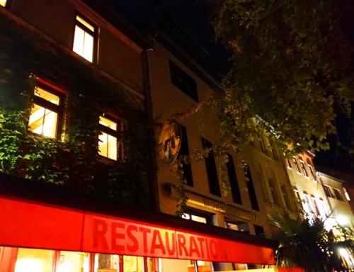 Restauration Stilbruch, Wagnergasse, Cafe, Favorite Restaurant, Jena, Germany