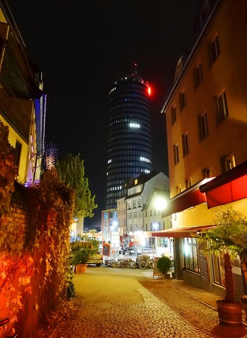 Wagnergasse, Jena, Germany, Autumn Evening