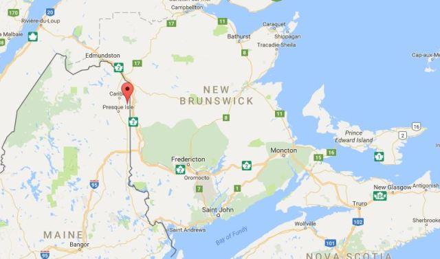 New Brunswick Amish, Canadian Amish, Maine Amish, Fort Fairfield Amish