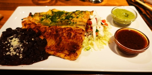 Rainbow Trout, Pacific Catch, Mexican cuisine, california cuisine