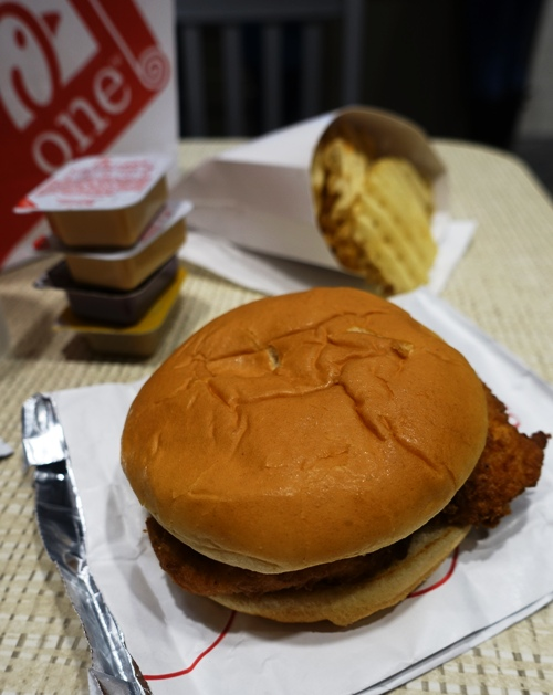 Chicken Sandwich, Chick-fil-A, Pleasanton, California, CFA, Opening Day