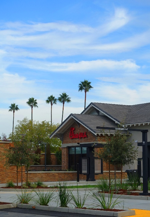 California, Pleasanton, Palm Trees, Chick-fil-A, Opening Soon
