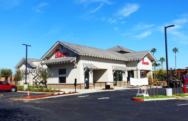 Pleasanton Chick-fil-A, Opening November 17, New Chick-fil-A