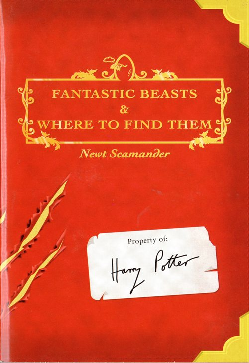 Fantastic Beasts and Where to find them. J.K. Rowling, Harry Potter, Movie