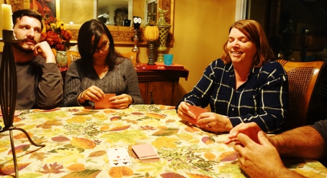Playing Cards, Rummy, Card Games, Thanksgiving Games