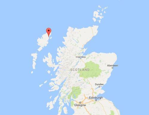 Tong, Scotland, Donald Trump's Mother, Genealogy