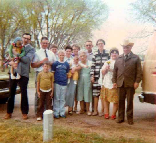 Ashland, Kansas, Vandeveer, Memories