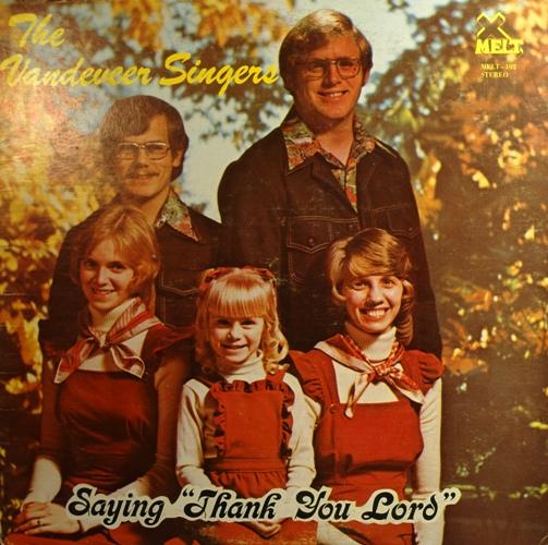 Leland Vandeveer, Vandeveer Singers, Quartets, Gospel Singers